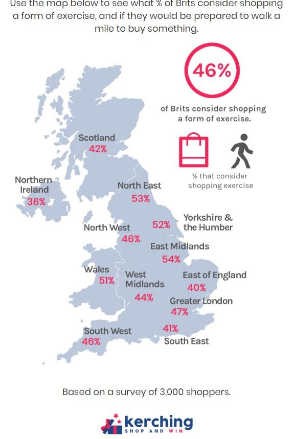 Maldon and Burnham Standard: An infographic of shopping habits across the UK