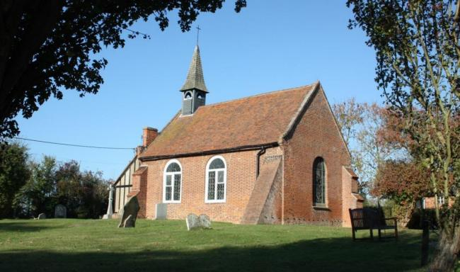 Holy Trinity Church, North Fambridge