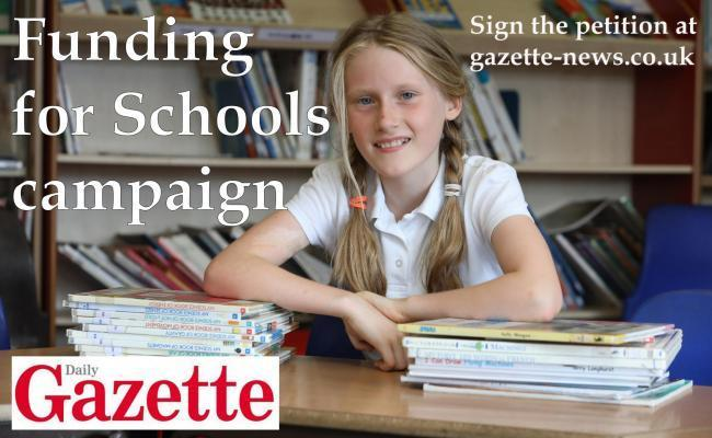 The funding for schools campaign