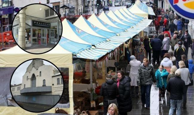 Calls to look at empty buildings to be used for Colchester Market