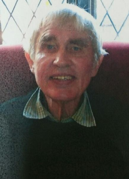 Police concerned for welfare of missing elderly man