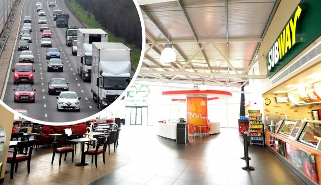 Travelling over Christmas? The UK's biggest rip-off service stations revealed