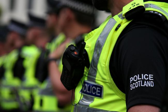 'Serious incident' declared in Glasgow city centre: Armed police on the scene