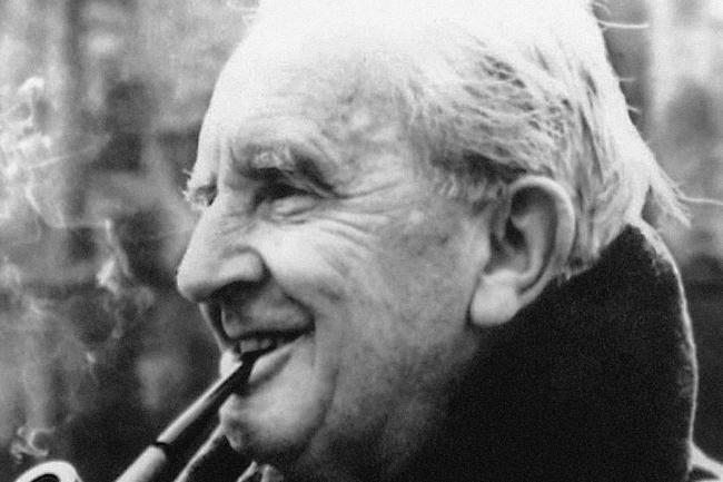 Literature – J.R.R Tolkien – The Lord of the Rings – London
