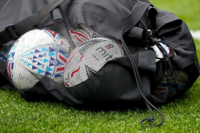 File photo dated 05-01-2020 of Football packed away in a bag. PA Photo. Issue date: Thursday April 9, 2020. The FA Council has voted overwhelmingly in favour of ratifying the decision to cancel the season from step three and below of non-league football a