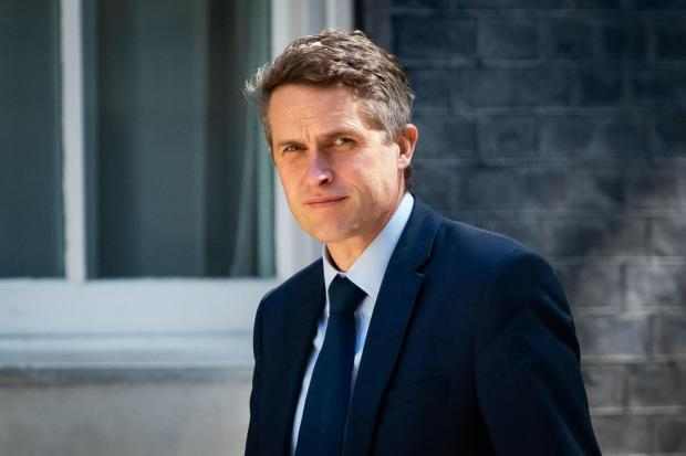 Maldon and Burnham Standard: Education secretary Gavin Williamson Picture: Aaron Chown/PA Wire