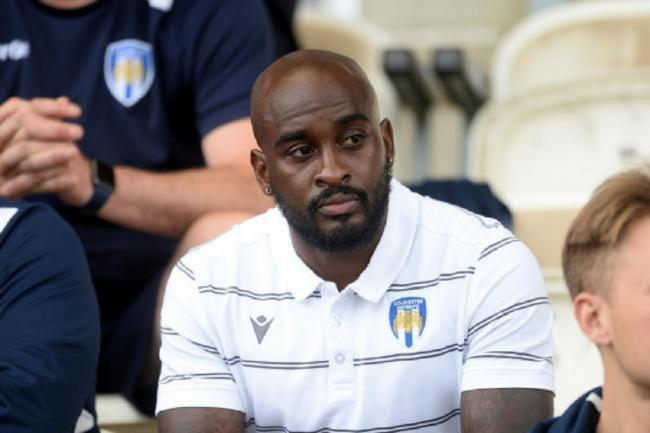 Enjoyable - Jamal Campbell-Ryce has been working as a player-coach in Colchester United's academy Picture: STEVE BRADING