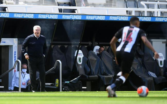 Viewpoint - Newcastle United manager Steve Bruce feels Premier League clubs can help EFL teams in the wake of the coronavirus pandemic Picture: Michael Regan/NMC Pool/PA Wire