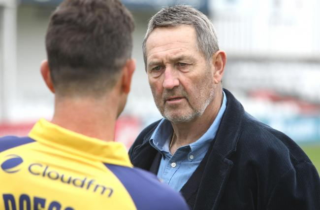 Legend - Colchester and East Essex will compete in the newly-named Gooch Division, named after former Essex and England captain Graham Gooch Picture: STEVE BRADING