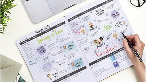 Maldon and Burnham Standard: Stay organised with this planner. Credit: Clever Fox