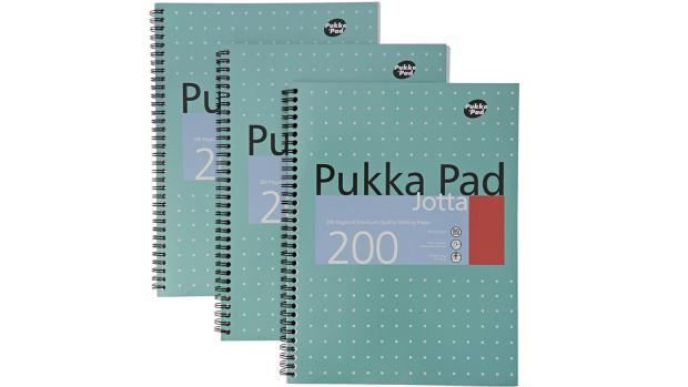 Maldon and Burnham Standard: A notebook for every subject Credit: Pukka Pad
