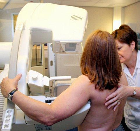 Burnham: Women invited to SWF for breast screening
