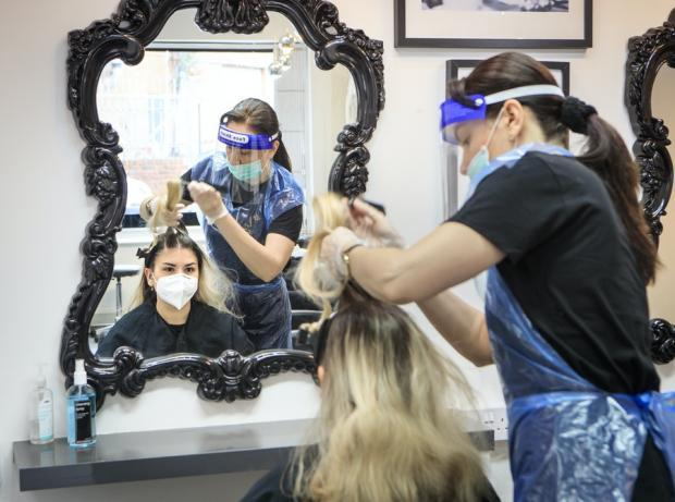 Maldon and Burnham Standard: The new coronavirus law could also impact those getting their hair done