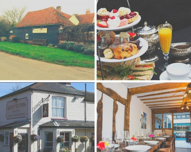 These are the top five restaurants in Maldon according to Trip Advisor reviews