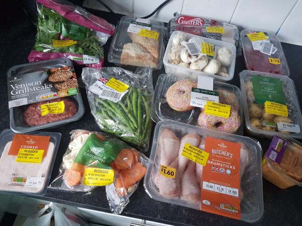 Maldon and Burnham Standard: When veggies are about to turn, Amy chops and freezes them