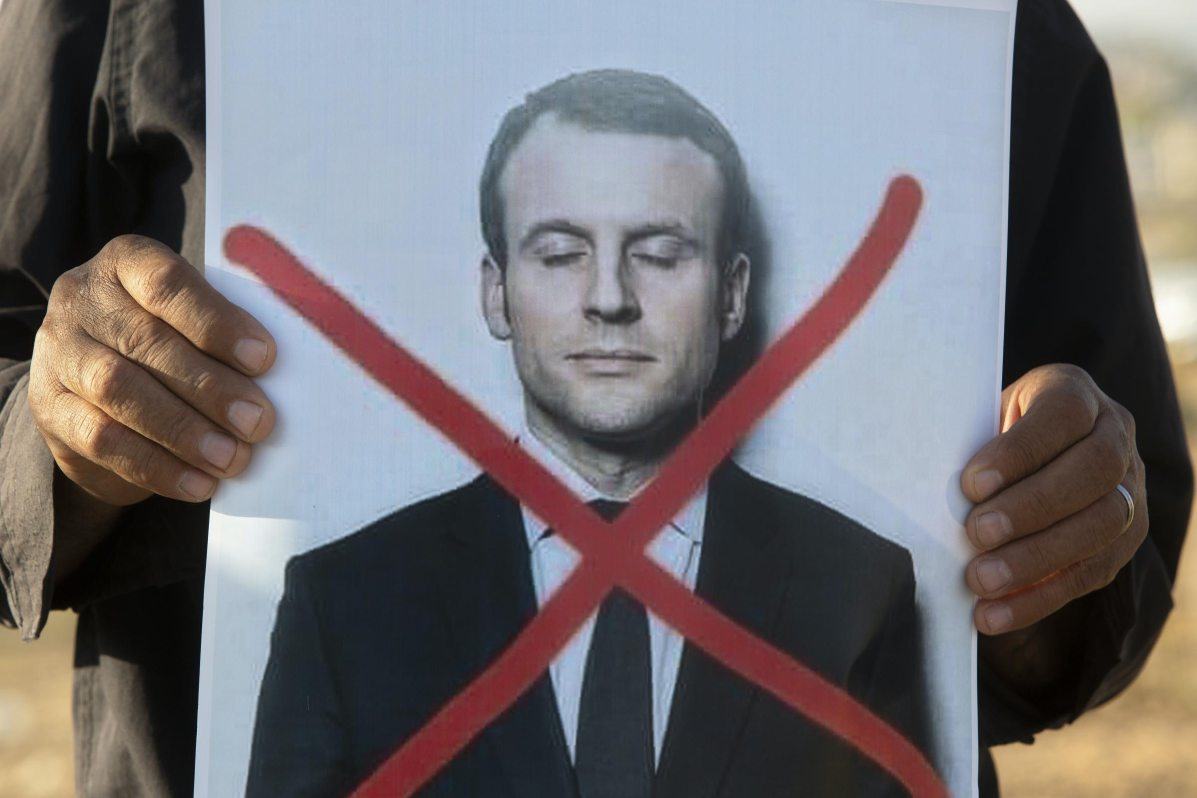 Calls for French goods boycott to protest against caricatures
