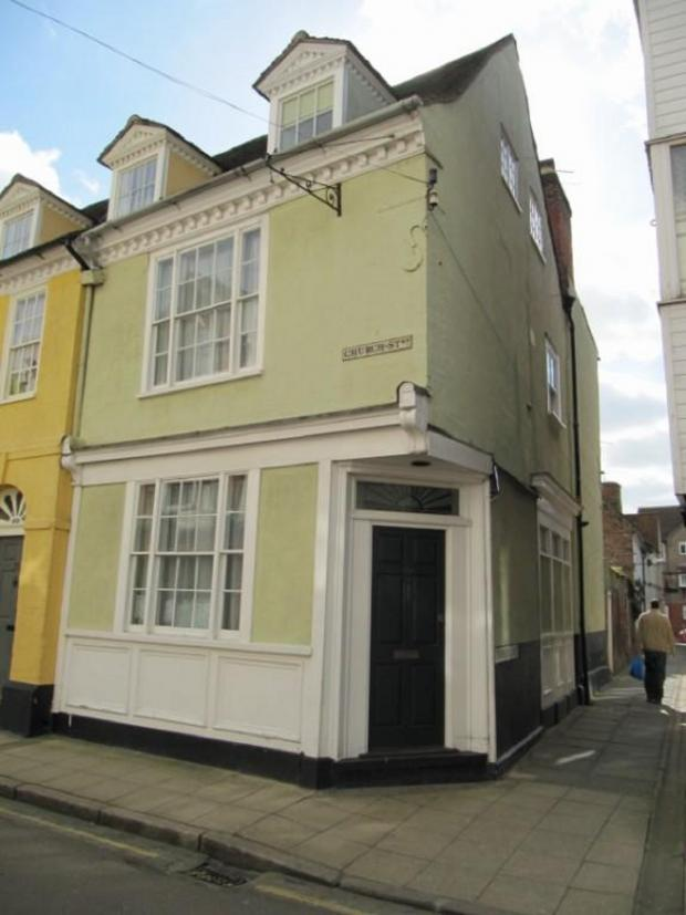 Maldon and Burnham Standard: Rich history - The Dukes Head was in Church Street and closed in June 1971. It is now in residential use. The publican back in 1895 is listed as Diana Burroughes Picture: DARKSTAR