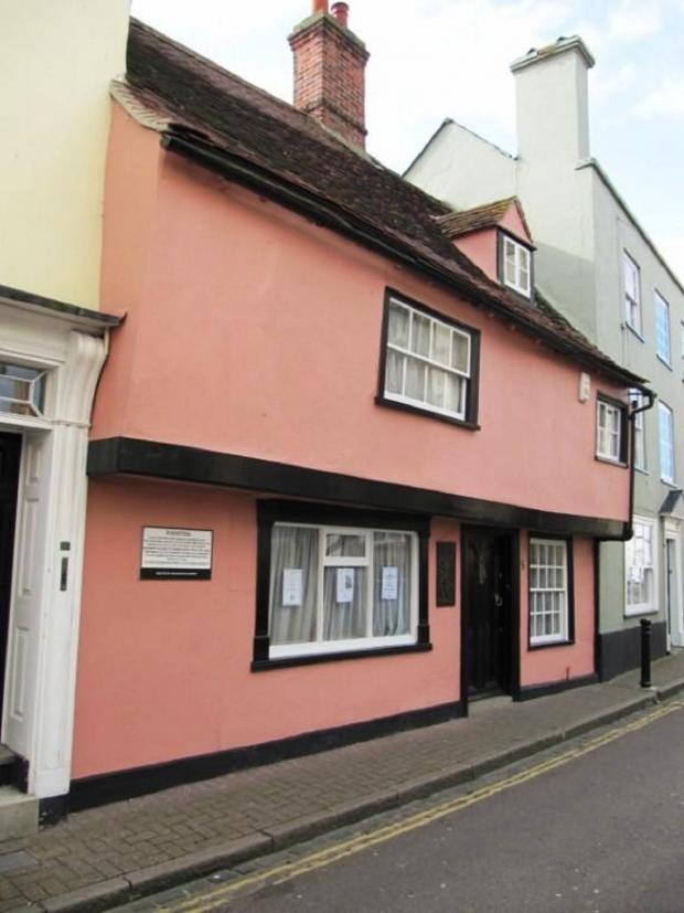 Maldon and Burnham Standard: Story to tell - The Foresters Arms, in Church Street, is now in residential use and thought to be the oldest house in Harwich (c.1450). It was a pub from 1800 to 1941, known locally as The Old Drum & Monkey. Unfortunately, it was seriously damaged by ince
