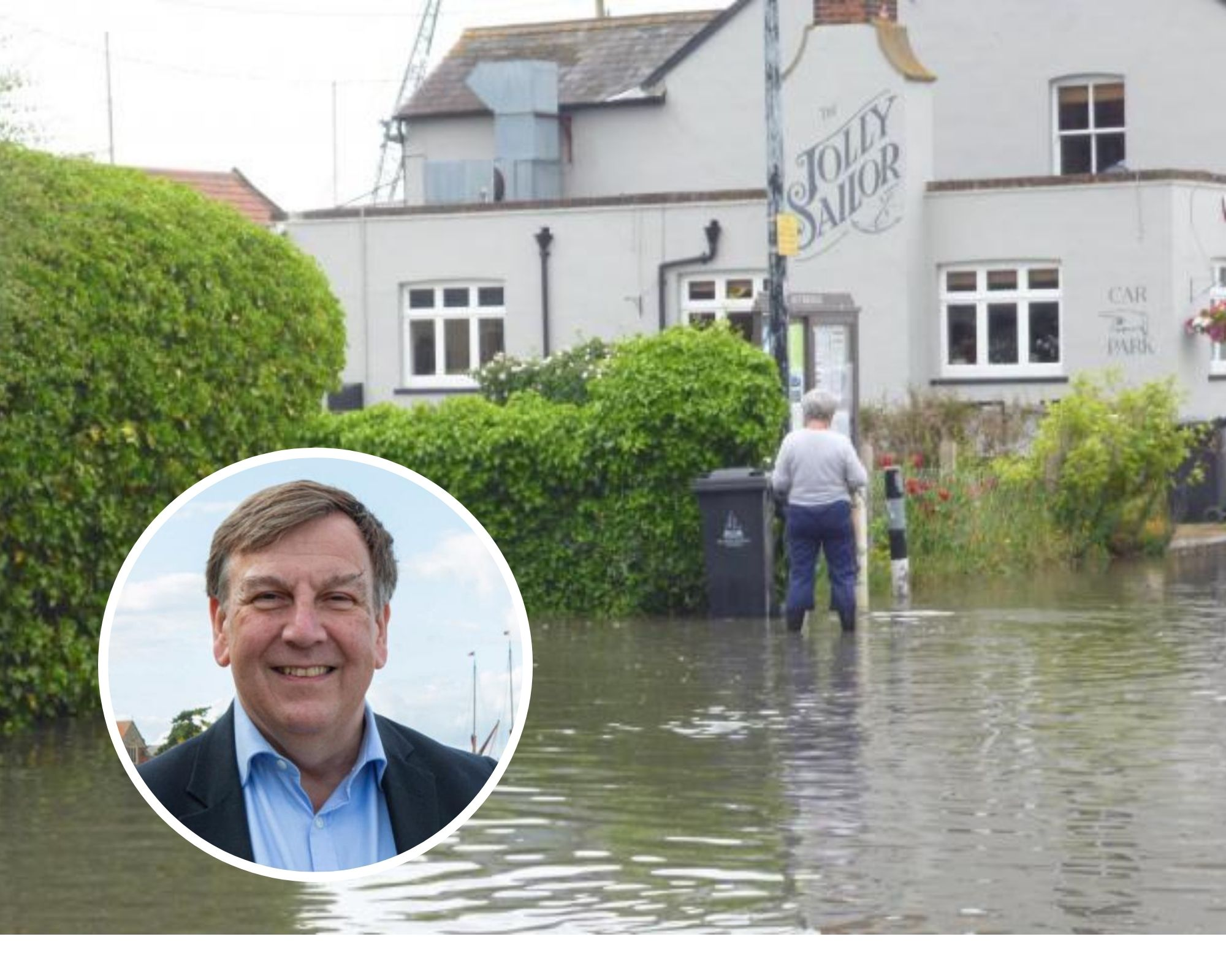 Government invest in strengthening Maldon district sea walls