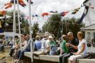 In the front row: hundreds are expected to turn up for the annual Heybridge Regatta.
