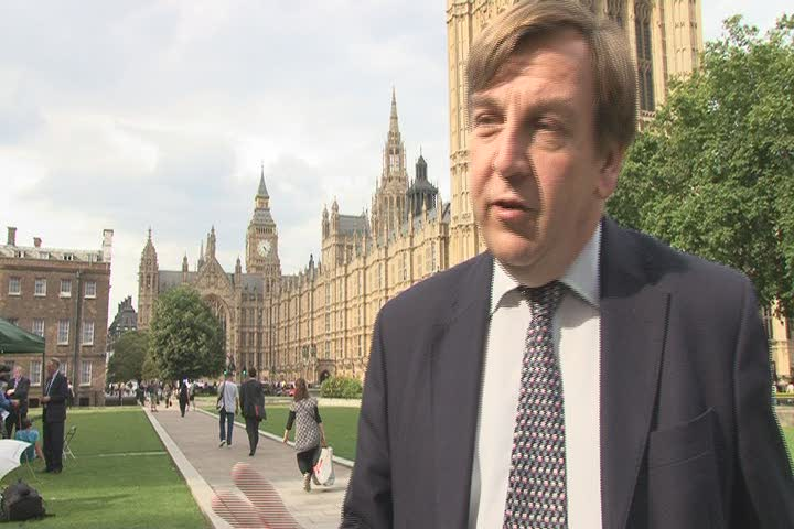 Maldon: MP John Whittingdale calls f