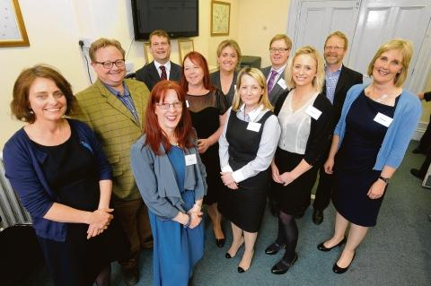 The team –  made up of independent financial advisers, counsellors, family therapists, mediators, children's experts, solicitors and barristers