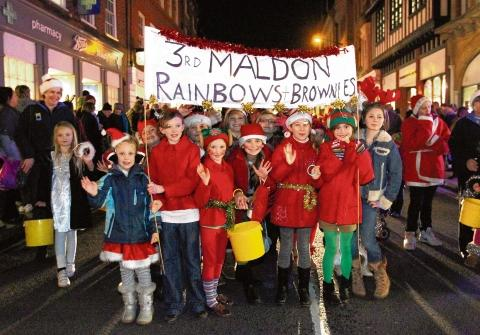 Maldon: Mud race organisers set to help stage Christmas shopping event