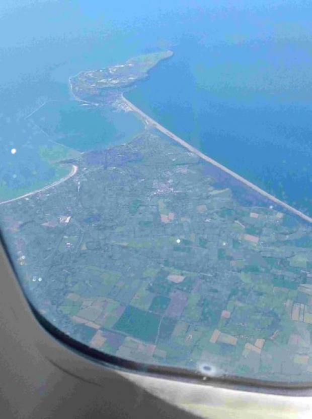 Maldon district: Residents urged to seek flight noise compensation