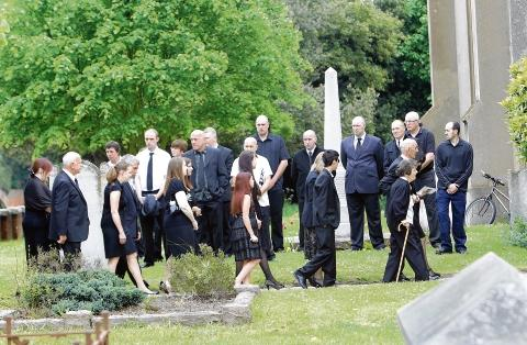 Burnham: Widow of industrial accident victim thanks generous funeral-goers