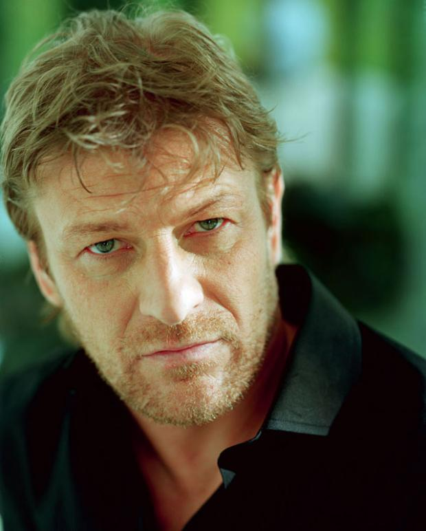Sean Bean stars in the film.