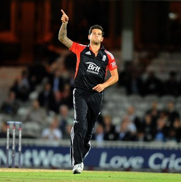Jade Dernbach (pictured) has returned to the England set-up following the death of Tom Maynard