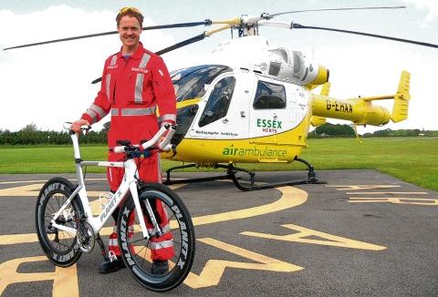 Maldon: Dashing doctors to compete in the Maldon Triathlon