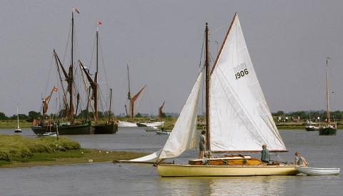 Maldon: Barge match sure to draw the crowds