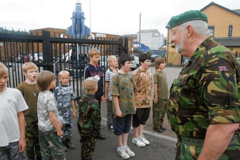 Maldon: Museum's soldier school back for the summer