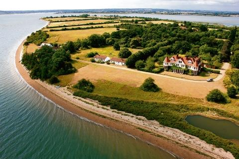 Osea Island: Island hits tv screens after welcoming Andrew Lloyd-Webber
