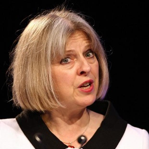Home Secretary Theresa May said G4S said it would be able to resolve its Olympics staffing problems last month