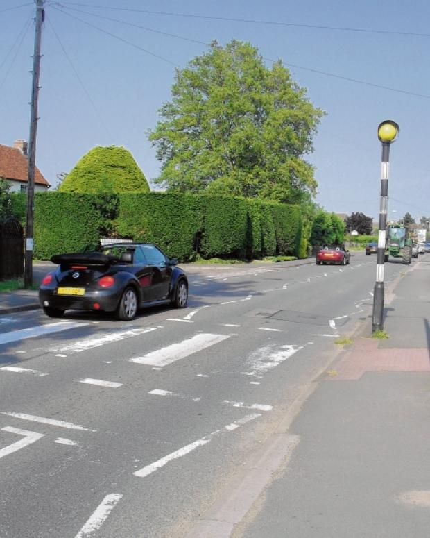 Maldon and Burnham Standard: The incident happened in The Street, Latchingdon