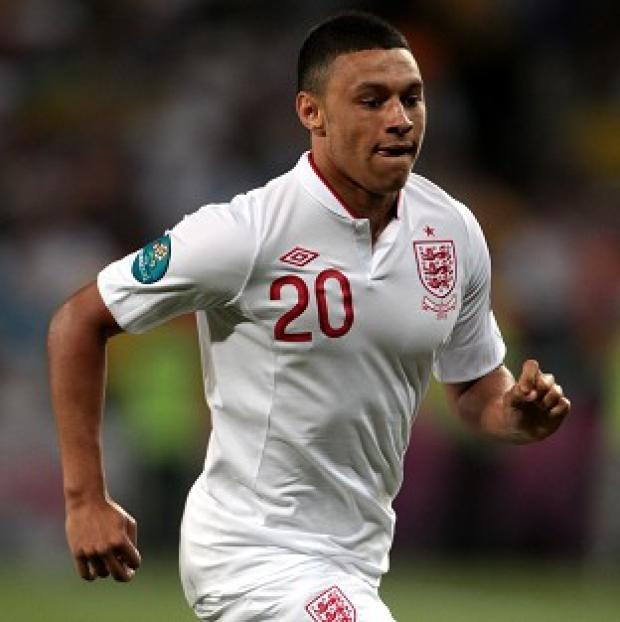 Alex Oxlade-Chamberlain is ruled out of England's friendly against Italy with an ankle injury
