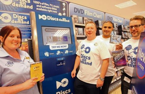 Maldon: Supermarket first to trial music on demand service
