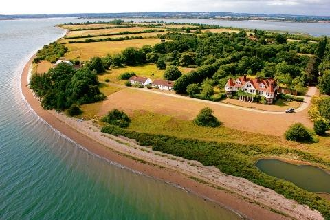 Osea Island: Plans for island cottages set for go-ahead
