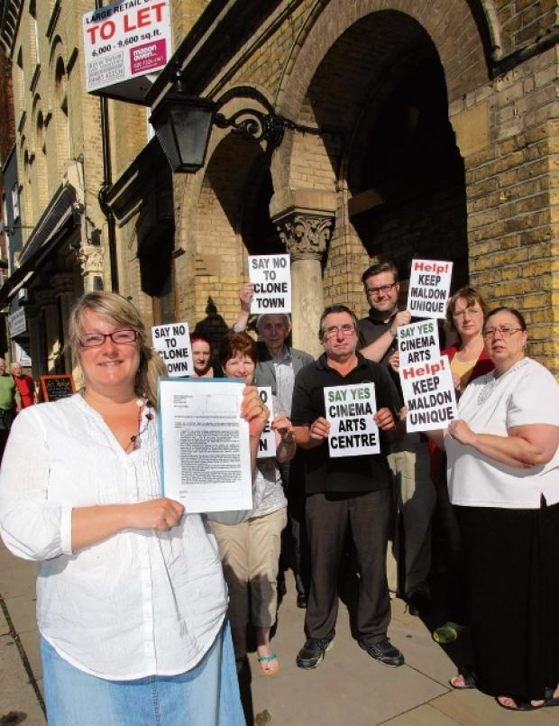 Maldon: Wetherspoons battle set to continue