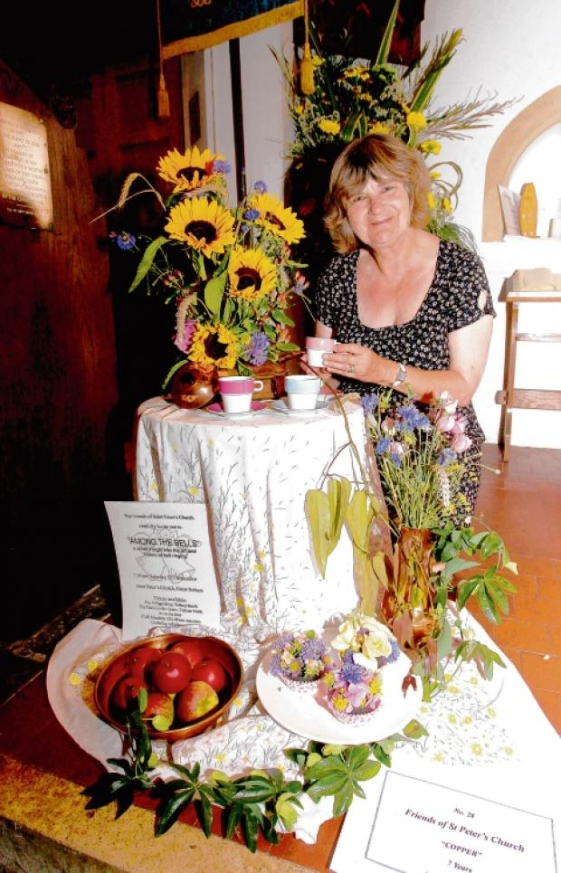 Great Totham: Festival was blooming marvellous
