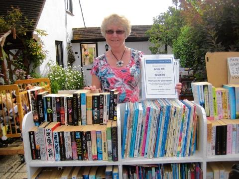 Southminster: Anne is praised for her fundraising efforts