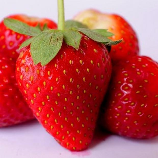 The Queen's Diamond Jubilee and the London 2012 Olympics are thought to have encouraged strawberry consumption