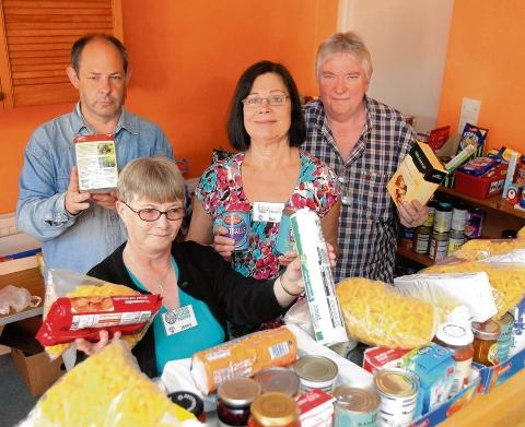 Maldon: Demand for town's food bank rockets