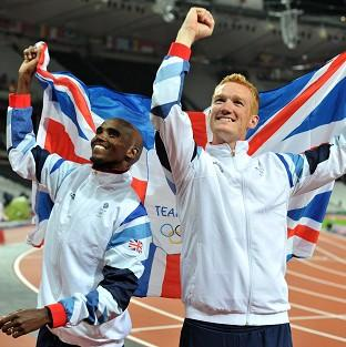 Mo Farah and Greg Rutherford will be two of the star Team GB athletes taking part in the parade