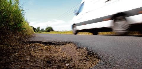 Dengie: Potholed roads being ignored