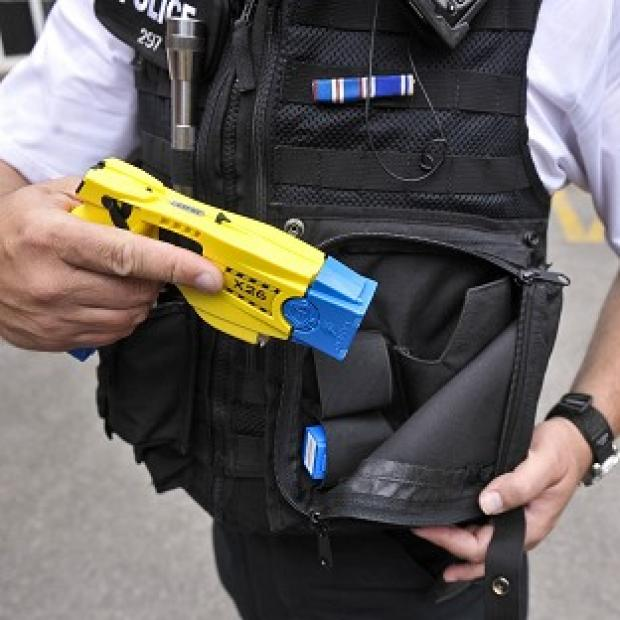 The head of Wiltshire Police wants more Tasers available to his officers
