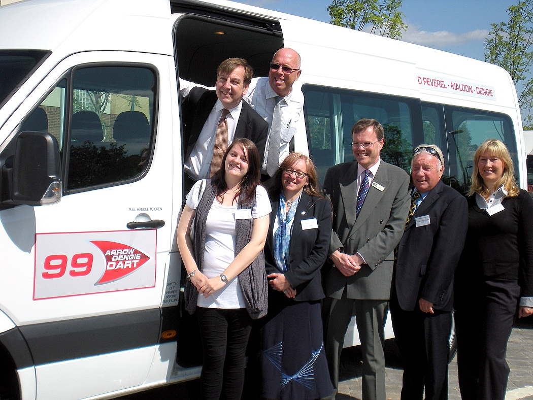 Burnham: Town to benefit from new bus service
