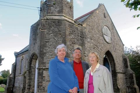 Burnham: Chapel saviours plea for legal help